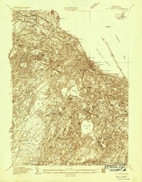 Download a high-resolution, GPS-compatible USGS topo map for Plymouth, MA (1934 edition)