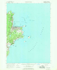 Download a high-resolution, GPS-compatible USGS topo map for Rockport, MA (1969 edition)