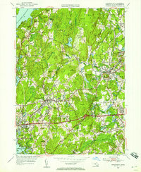 Download a high-resolution, GPS-compatible USGS topo map for Shrewsbury, MA (1958 edition)