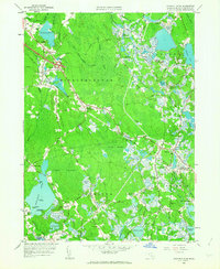 Download a high-resolution, GPS-compatible USGS topo map for Snipatuit Pond, MA (1963 edition)