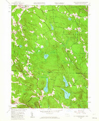 Download a high-resolution, GPS-compatible USGS topo map for South Sandisfield, MA (1964 edition)