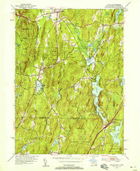 Download a high-resolution, GPS-compatible USGS topo map for Wales, MA (1958 edition)
