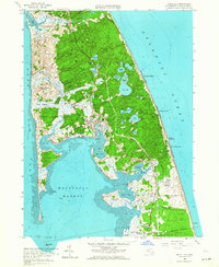 Download a high-resolution, GPS-compatible USGS topo map for Wellfleet, MA (1964 edition)