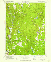 Download a high-resolution, GPS-compatible USGS topo map for Westhampton, MA (1957 edition)
