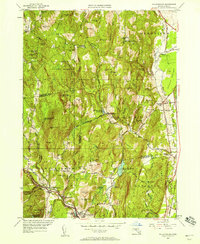 Download a high-resolution, GPS-compatible USGS topo map for Williamsburg, MA (1958 edition)