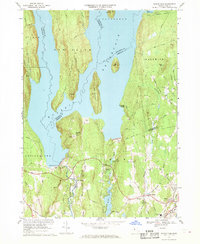 Download a high-resolution, GPS-compatible USGS topo map for Winsor Dam, MA (1969 edition)