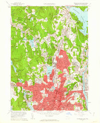Download a high-resolution, GPS-compatible USGS topo map for Worcester North, MA (1962 edition)