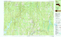 Download a high-resolution, GPS-compatible USGS topo map for Barre, MA (1988 edition)
