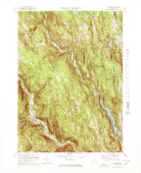 Download a high-resolution, GPS-compatible USGS topo map for Chester, MA (1978 edition)