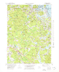 Download a high-resolution, GPS-compatible USGS topo map for Cohasset, MA (1978 edition)