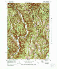 Download a high-resolution, GPS-compatible USGS topo map for Colrain, MA (1988 edition)
