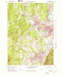 Download a high-resolution, GPS-compatible USGS topo map for Easthampton, MA (1979 edition)