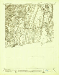 Download a high-resolution, GPS-compatible USGS topo map for Falmouth, MA (1936 edition)