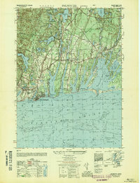Download a high-resolution, GPS-compatible USGS topo map for Falmouth, MA (1949 edition)