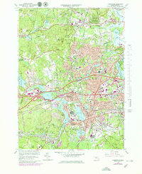 Download a high-resolution, GPS-compatible USGS topo map for Framingham, MA (1979 edition)