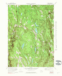 Download a high-resolution, GPS-compatible USGS topo map for Goshen, MA (1983 edition)