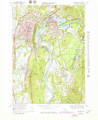 Download a high-resolution, GPS-compatible USGS topo map for Greenfield, MA (1979 edition)
