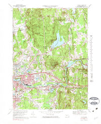 Download a high-resolution, GPS-compatible USGS topo map for Ludlow, MA (1983 edition)