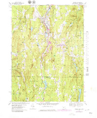 Download a high-resolution, GPS-compatible USGS topo map for Monson, MA (1979 edition)