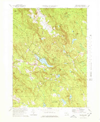 Download a high-resolution, GPS-compatible USGS topo map for Monterey, MA (1978 edition)