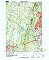 Download a high-resolution, GPS-compatible USGS topo map for Mount Tom, MA (2000 edition)