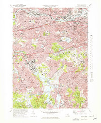 Download a high-resolution, GPS-compatible USGS topo map for Newton, MA (1978 edition)