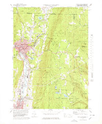 Download a high-resolution, GPS-compatible USGS topo map for North Adams, MA (1978 edition)