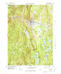 Download a high-resolution, GPS-compatible USGS topo map for Orange, MA (1978 edition)