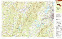 Download a high-resolution, GPS-compatible USGS topo map for Pittsfield West, MA (2000 edition)