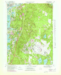 Download a high-resolution, GPS-compatible USGS topo map for Pocasset, MA (1979 edition)