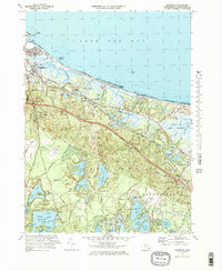 Download a high-resolution, GPS-compatible USGS topo map for Sandwich, MA (1978 edition)