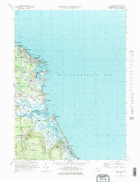Download a high-resolution, GPS-compatible USGS topo map for Scituate, MA (1978 edition)