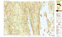 Download a high-resolution, GPS-compatible USGS topo map for Shutesbury, MA (1990 edition)