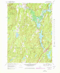 Download a high-resolution, GPS-compatible USGS topo map for Wales, MA (1979 edition)