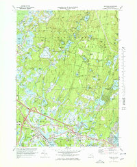 Download a high-resolution, GPS-compatible USGS topo map for Wareham, MA (1978 edition)