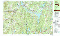 Download a high-resolution, GPS-compatible USGS topo map for Warren, MA (1984 edition)