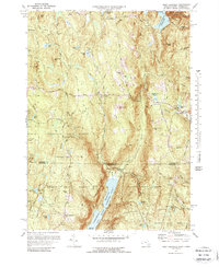 Download a high-resolution, GPS-compatible USGS topo map for West Granville, MA (1988 edition)