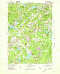 Download a high-resolution, GPS-compatible USGS topo map for Westford, MA (1979 edition)