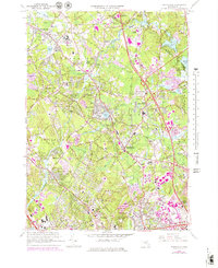 Download a high-resolution, GPS-compatible USGS topo map for Wilmington, MA (1979 edition)