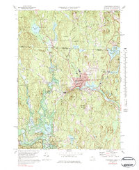 Download a high-resolution, GPS-compatible USGS topo map for Winchendon, MA (1984 edition)