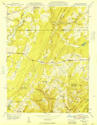 Download a high-resolution, GPS-compatible USGS topo map for Avilton, MD (1949 edition)