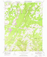 Download a high-resolution, GPS-compatible USGS topo map for Avilton, MD (1976 edition)