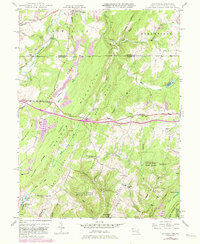 Download a high-resolution, GPS-compatible USGS topo map for Avilton, MD (1982 edition)
