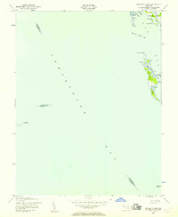 Download a high-resolution, GPS-compatible USGS topo map for Barren Island, MD (1957 edition)