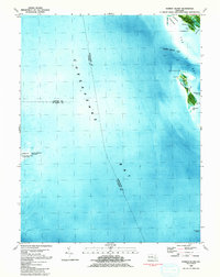 Download a high-resolution, GPS-compatible USGS topo map for Barren Island, MD (1984 edition)