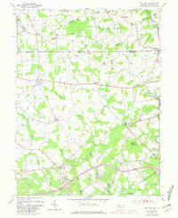 Download a high-resolution, GPS-compatible USGS topo map for Bay View, MD (1981 edition)