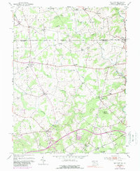 Download a high-resolution, GPS-compatible USGS topo map for Bay View, MD (1989 edition)