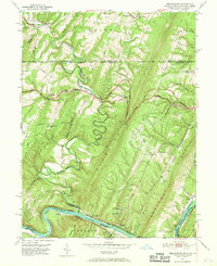 Download a high-resolution, GPS-compatible USGS topo map for Bellegrove, MD (1969 edition)