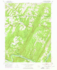 Download a high-resolution, GPS-compatible USGS topo map for Bellegrove, MD (1975 edition)