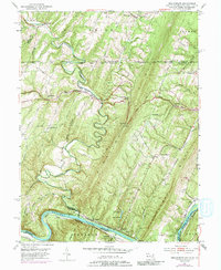 Download a high-resolution, GPS-compatible USGS topo map for Bellegrove, MD (1987 edition)